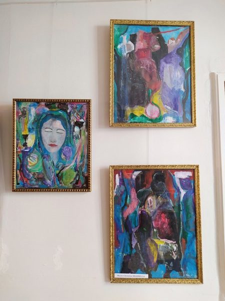 exposition cafe